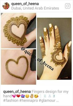 Heart mehndi design Mehndi Tattoo, Mehndi Art, Mehendi, Mehndi Desing, Arabic Mehndi, Henna Tattoo Designs, Henna Art, Henna Designs Easy, Latest Henna Designs