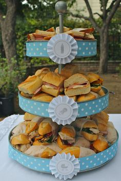 Shake, Rattle and Roll Baby Shower by Bloom