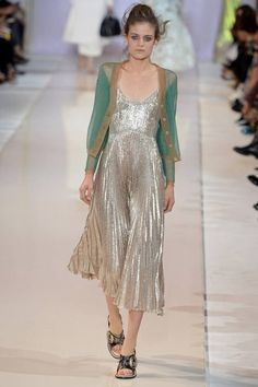 this dress is spectacular Rochas - #PFW SS14