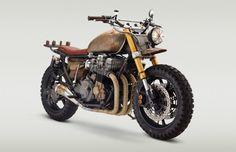 Special: Honda CB750 Nighthawk Zombie Apocalypse