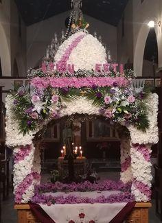 Easter, Christmas Tree, Crown, Holiday Decor, Flowers, Home Decor, Altars, Teal Christmas Tree, Corona