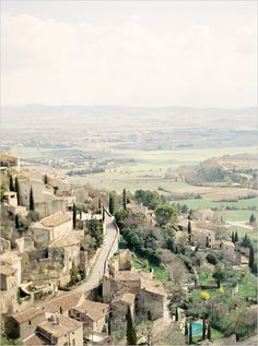 southern France this looks like my grandmothers village oh how I really miss it!!