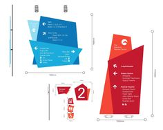 Way finding signage for The Adelaide Festival Centre Signage Board, Signage Display, Signage Design, Parking Design, Plaque Design, Sign Board Design, Environmental Graphic Design, Environmental Graphics, Tool Design