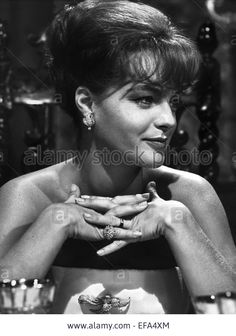 Stock Photo - ROMY SCHNEIDER GOOD NEIGHBOR SAM (1964