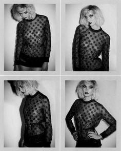 Karlie Kloss for Self Service - F/W 2013