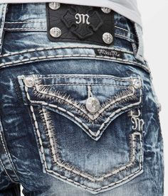 Miss Me Skinny Stretch Jean - Women's Jeans | Buckle