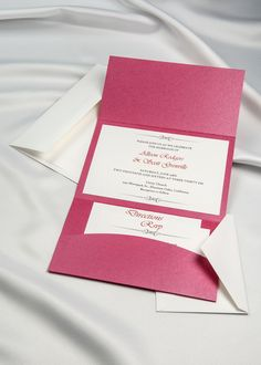 Looking for DIY Fuchsia Shimmer Horizon Pocket Folder Invitations cards? Check out our Fuchsia Shimmer Horizon Pocket Folder Invitations. Pocket Wedding Invitations, Printable Wedding Invitations, Diy Invitations, Invitation Cards, Getting Engaged, Cool Websites, Gift Wrapping, 2016 Trends, Envelopes