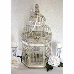 Centerpiece, Wishing Well. Wedding Birdcage Centerpiece, Bird Cage Wishing Well…