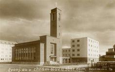 Kostol Ev, Milan Michal Harminc Bratislava, San Francisco Ferry, Milan, Times, Building, Travel, Viajes, Buildings, Destinations
