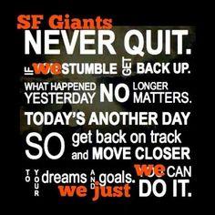 SFGiants 2014 World Series champions here we come!  :)