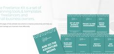 Product Review: The Freelance Kit - The Creative Folks