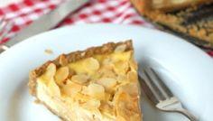 Apfel Schmand Kuchen mit Espressoboden und eine Tüte Mitleid, bitte.