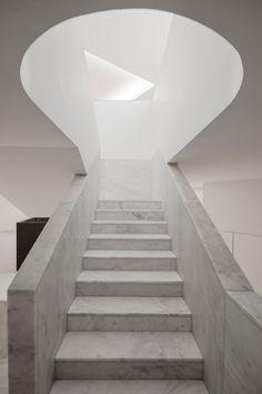 Álvaro Siza and Eduardo Souto Design Extension for Abade Pedrosa Museum in Portugal. Photo by João Morgado.