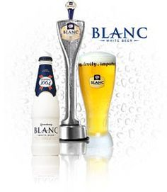 Kronenbourg Blanc - my favourite beer ever!