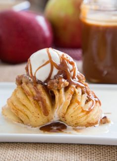 How To Make Hasselback Apples