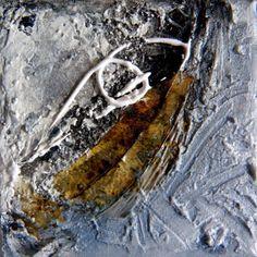 mini abstract 10x10 cm