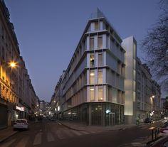 Galería de Aluminium Tip / Babin+Renaud - 2