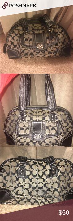 Selling this Authentic Coach Bag on Poshmark! My username is: missjones511. #shopmycloset #poshmark #fashion #shopping #style #forsale #Coach #Handbags