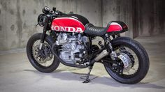 News: Honda CX500 RR