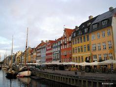 Flashback to eighteenth century (Copenhagen, Denmark)