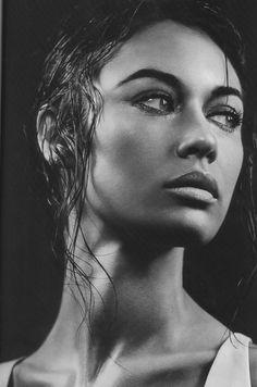 "Olga Kurylenko (Born: Olga Kostyantynivna Kurylenko - November 14, 1979 - Berdyansk, Zaporiz'ka oblast', Ukraine) as Camille Montes on ""Quantum of Solace"" (2006)"