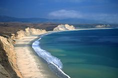Drakes Beach, Point Reyes National Seashore. I lived here.
