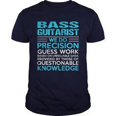 BASS GUITARIST T Shirts, Hoodies. Get it now ==► https://www.sunfrog.com/LifeStyle/BASS-GUITARIST-104763668-Navy-Blue-Guys.html?41382