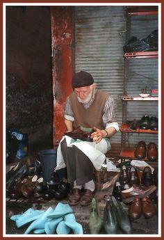 Shoe Maker in Istanbul