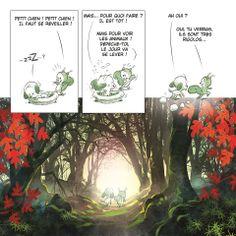 Les Petites Histoires – Little Stories - est une série de bande dessinée et d'illustration, créée par Federico Bertolucci et Frédéric Brrémaud