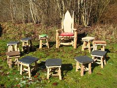 This is one way to tell a story - and the story can even be within the context of the outdoors - a story around nature!