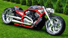Freddy supercharged VRod