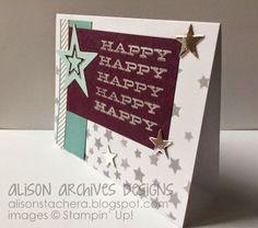 Alison Archives Designs: Paper Pumpkin July 2014