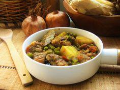 Guiso de carne con patatas | Yo juan cocina, comida natural