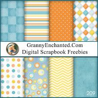 GRANNY ENCHANTED'S BLOG: Free Paper Packs Directory Page 1