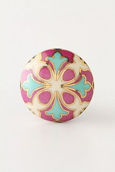 Must stop looking at the Anthropologie site. (The Big Easy Knob, $12.)