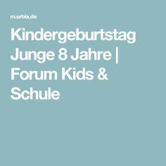 Kindergeburtstag Junge 8 Jahre   Forum Kids & Schule