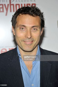 Actor Rufus Sewell arrives at 'Dangerous Beauty' the Musical Opening Night Peformance at Pasadena Playhouse on February 13, 2011 in Pasadena, California.