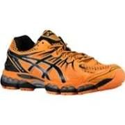 ASICS Gel - Nimbus 15 Running Shoe Men's Flash Orange/Bla ...