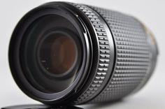 [Exc⁺⁺] Nikon AF NIKKOR 70-300mm F4-5.6 D ED Zoom Lens #Nikon