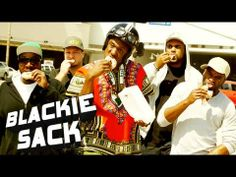 Blackie Sack Ep 1 Blackie Sack is the story of Leon Sugarfoot - the world's only African-American hacky sacker!   [CREDITS]  Creators/Executive Producers: Ian Eastin & Aflamu Johnson   Find Dr Chorizo on FaceBook, Twitter and YouTube.  Thanks to All Def Digital and Russel Simmons. Subcribe to ADD on YouTube.