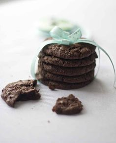 Chocolate and Banana Cookies xx