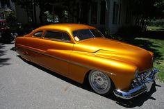 Super Cool. Gold Mercury Custom