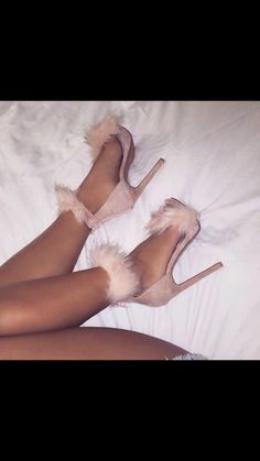 http://www.popularclothingstyles.com/category/womens-slippers/ faux fur heels.                                                                                                                                                      More