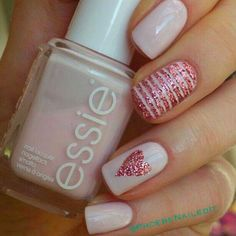 12 Valentine's Nail Designs for Heavy Romance - Nail Art HQ