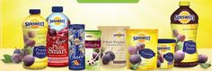 Save here on Sunsweet brand Prunes (plums) and Juice! YUM! ~ on CouponCrazyFreebieFanatic.com