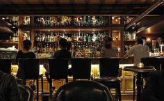 East Taipei's Speakeasy-style Cocktail Bars