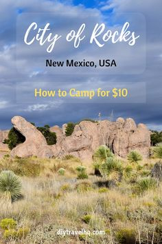 City of Rocks Usa Travel Guide, Travel Usa, Travel Advice, Budget Travel, Travel Guides, Travel Tips, Travel Destinations, New Mexico Road Trip, Us Road Trip
