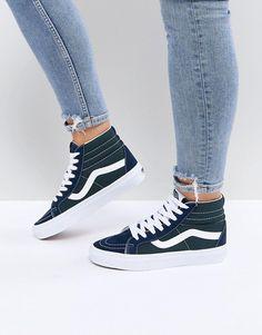 Vans Sk8-Hi Unisex Sneakers In Two Tone