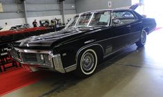 1969 Buick Wildcat Sport Sedan - Only 13,805 ever made!
