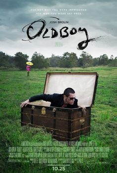 First poster of Spike Lee's 'Old Boy' starring Josh Brolin